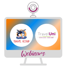 Travel agent webinars