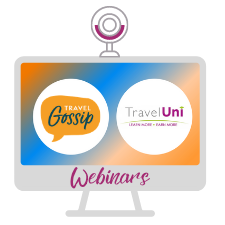 Travel agent webinars