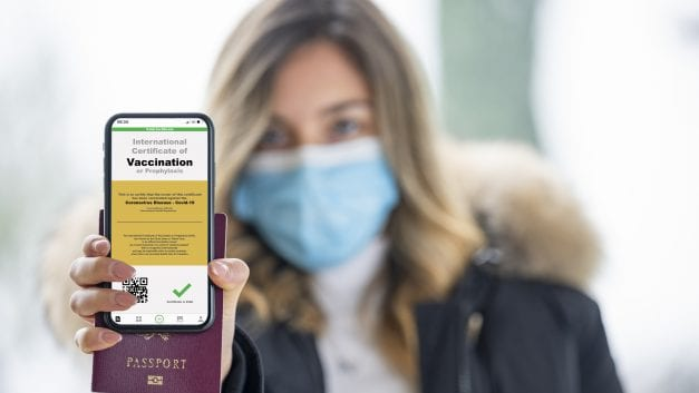 How COVID passports will work