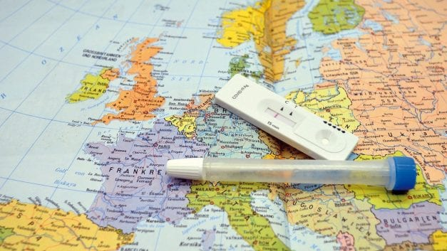 Government confirms review of COVID tests for travellers in June