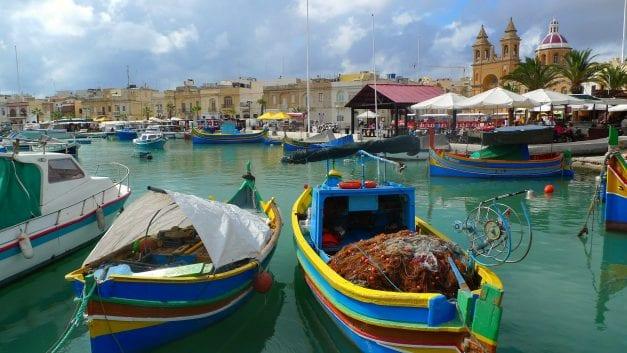 Malta launches €1m scheme to attract older visitors