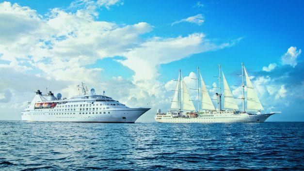 Windstar Cruises says the time is right to focus on the UK