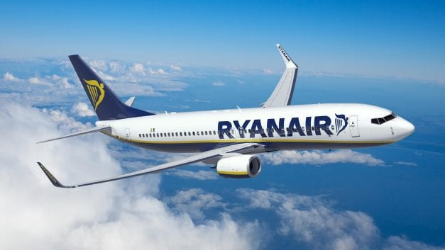 Ryanair reveals it still has billions in cash despite losing €815m