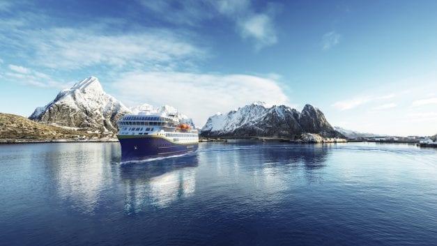 Step inside…new cruise line Havila Voyages