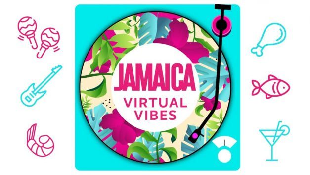 Agents are invited to feel the Jamaican vibe