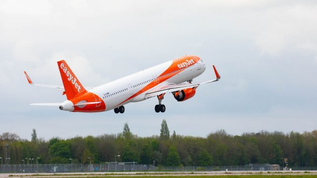 EasyJet shifts summer capacity from UK to Germany