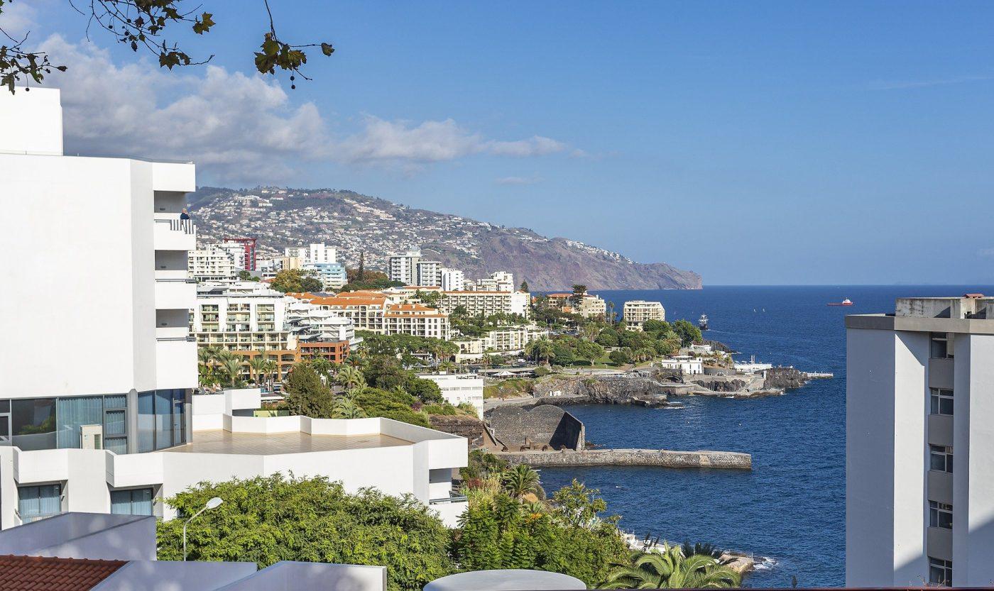 Jet2 city breaks Funchal