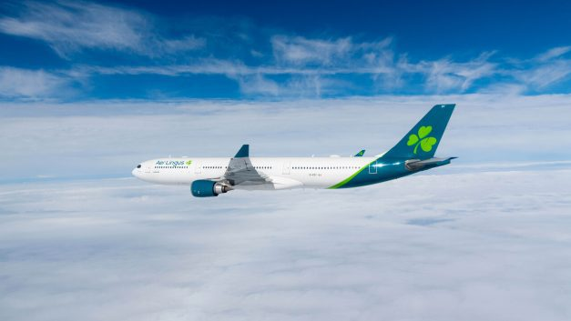 Aer Lingus delays launch of Manchester transatlantic flights