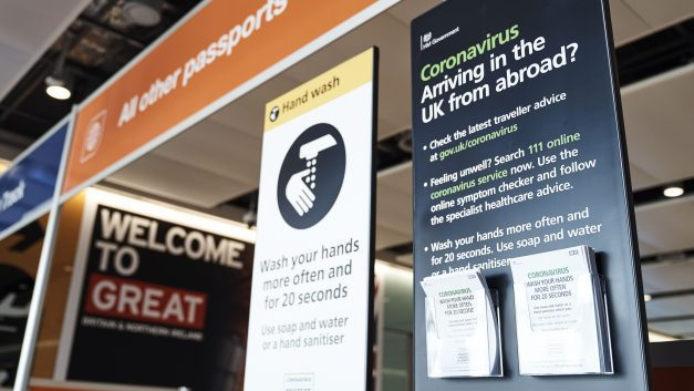 It's official: England to lift quarantine for vaccinated European and US citizens