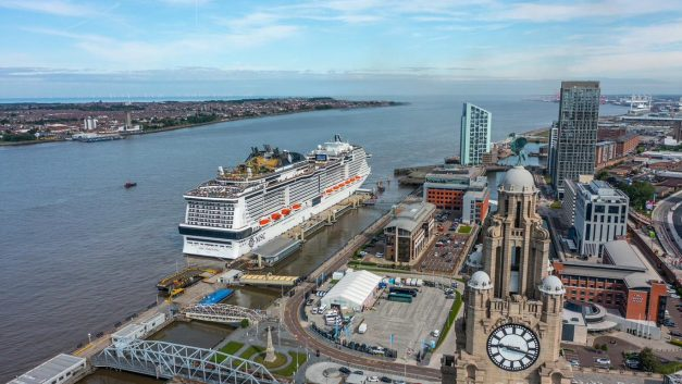 MSC 'missing a trick if it doesn't come back to Liverpool next year'