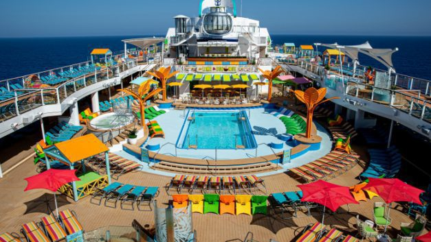Royal Caribbean postpones inaugral cruise as eight crew test positive