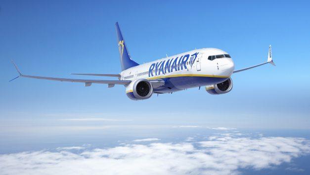First Ryanair 737 'gamechanger' arrives