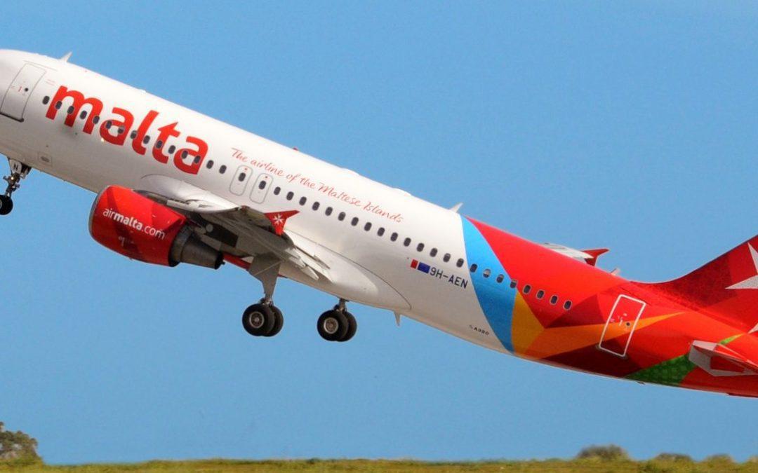 Air Malta cancels UK flights