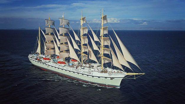 Agents review Tradewind Voyages' Golden Horizon