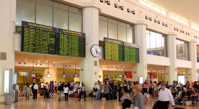 Malaga Airport promises no repeat of last weekend's delays