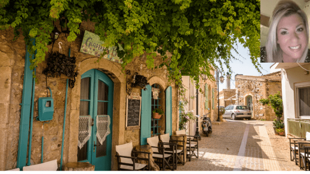 Travel agent tells of terror of Crete earthquake